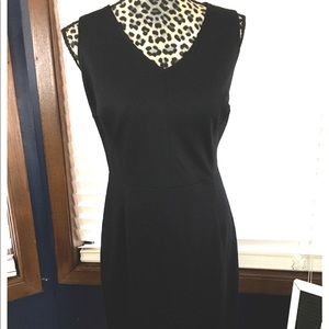 Banana Republic Classic Black Dress 10